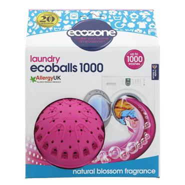 Ecozone Ecoballs 1000 Natural Blossom 1 x 1 Ball