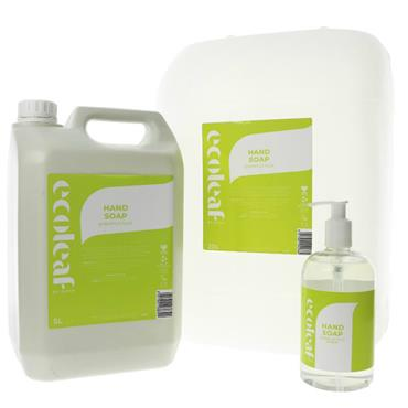 Ecoleaf By Suma Liquid Hand Soap - 5l