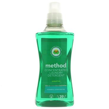 Method Vegan Concentrated Laundry Liquid - Orchard Fruit (1.56Litres)