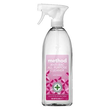 Method All Purpose Cleaner - Anti Bac -  Wild Rhubarb (828ml)