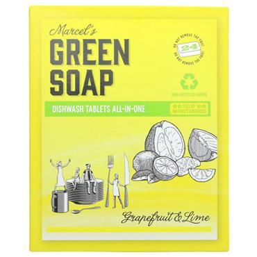 Green Soap Company Dishwasher Tablets