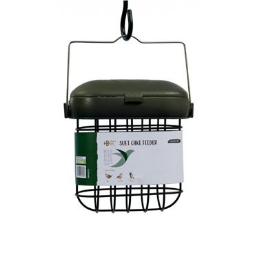 Henry Bell Essentials Wild Bird Suet Cake Feeder