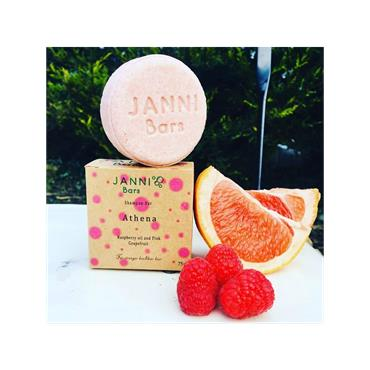 Janni bars Athena - Shampoo Bar