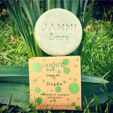 Janni bars Dagda - Shampoo Bar