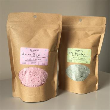 Janni Bars - Elf Powder