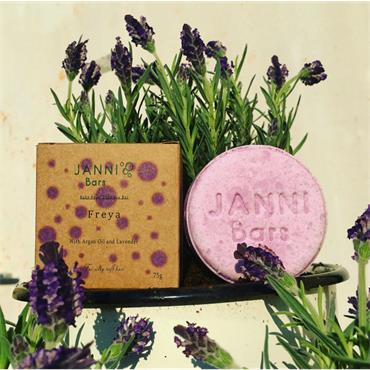 Janni bars Freya - Shampoo Bar