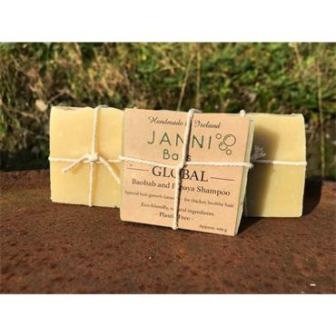 Janni bars Global - Shampoo Bar