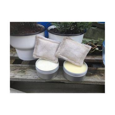 Janni Bars - Leather Soap