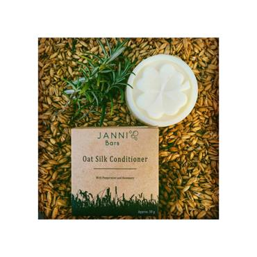 Janni bars Oat Silk Conditioner