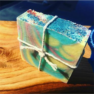 Janni bars Rainbow - Soap bar