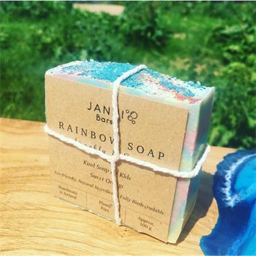 Rainbow - Soap bar