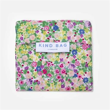 Kind Bag Medium Reusable Shopping Bag - Meadow Flowers