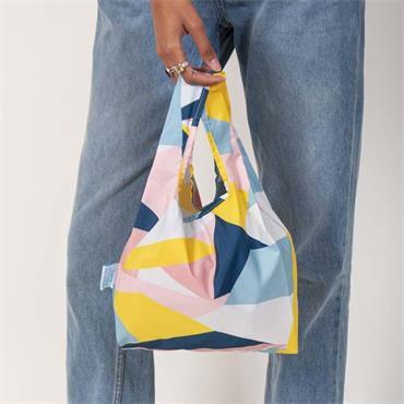 Kind Bag Mini Reusable Shopping Bag - Mosaic