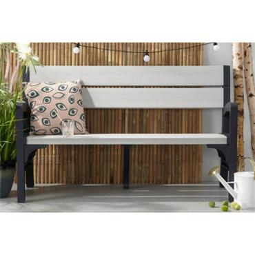 Montero Three Seater Bench