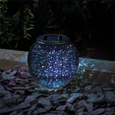 Solar Sphere Stargazer Table Light