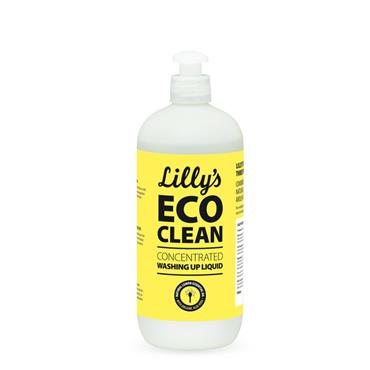 Lilly's Eco Clean Washing Up Liquid Lemon
