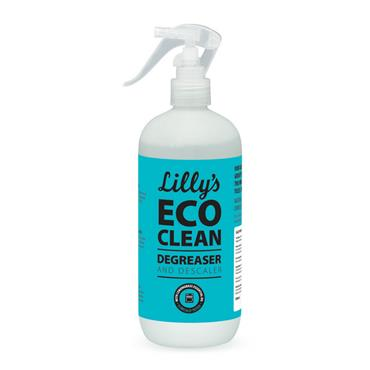 Lilly's Eco Clean Degreaser and Descaler