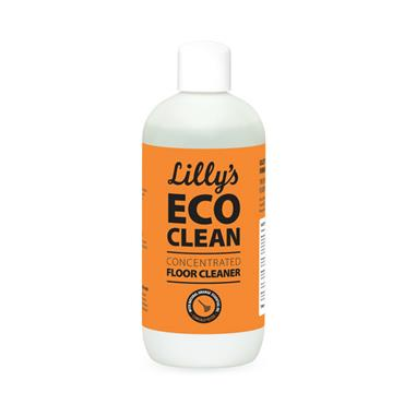 Lilly's Eco Clean Floor Cleaner Orange
