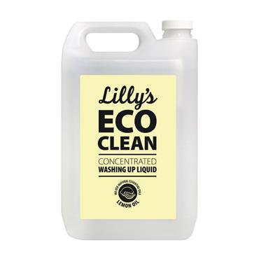 Lilly's Eco Clean Concentrated Washing Up Liquid 5 Litre
