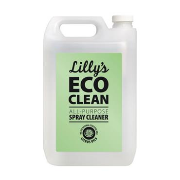 Lilly's Eco Clean All-Purpose Spray Cleaner Citrus 5 Litre