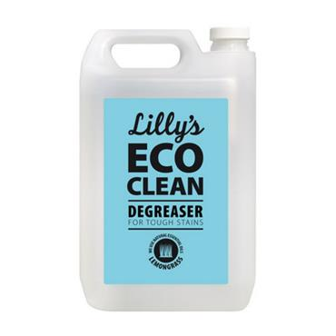 Lilly's Eco Clean Degreaser & Descaler 5 Litre