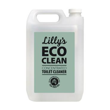 Lilly's Eco Clean Concentrated Toilet Cleaner Tea Tree 5 Litre