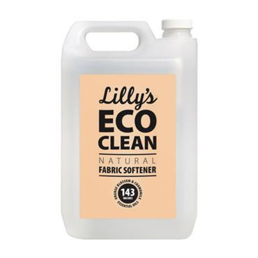 Lilly's Eco Clean Natural Fabric Softener with Orange Blossom and Chamomile 5 Litre