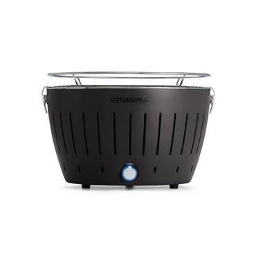 LotusGrill G340 13in Barbeque Anthracite Grey