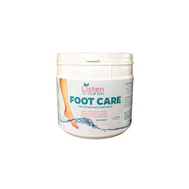 Listen to your skin Footcare 500g