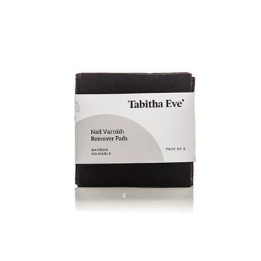 Tabitha Eve Reusable Nail Polish Remover Wipes
