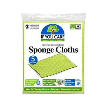 IF YOU CARE Sponge Cloths