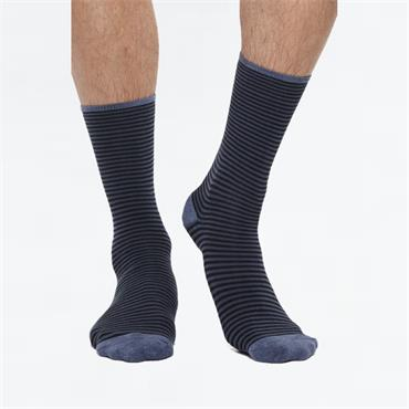Bamboo Clothing - Narrow Stripe Socks (Size 8-11)