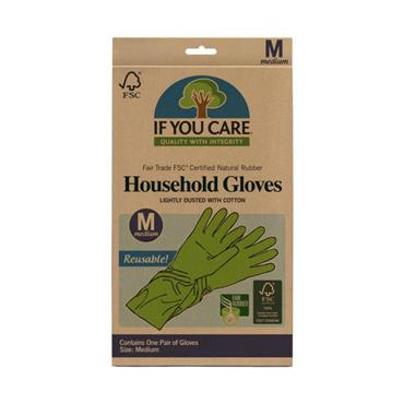 IF YOU CARE Latex Gloves Medium