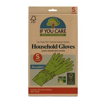 IF YOU CARE Latex Gloves Small