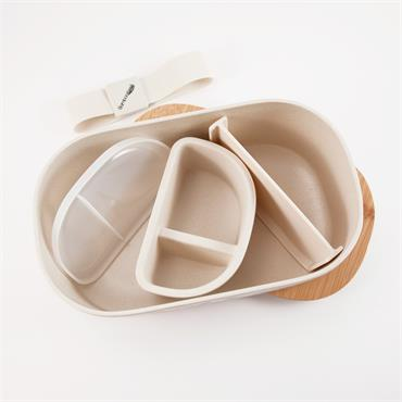Bamboo Lunchbox Bamboo Lunchbox - All Colours (900ml)