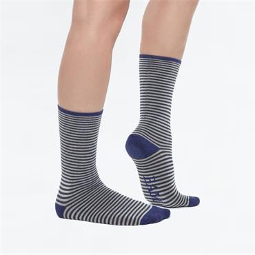 Bamboo Clothing - Narrow Stripe Socks (Size 4-7)