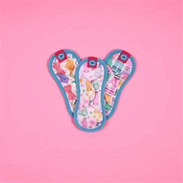 Reusable Sanitary pads - Bloom Mini Pack