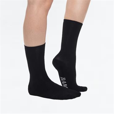 Bamboo Clothing - Black Socks (Size 4-7)