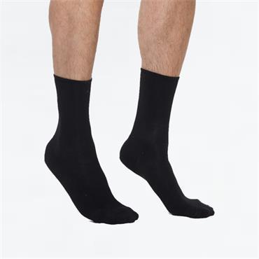 Bamboo Clothing - Black Socks (Size 8-11)