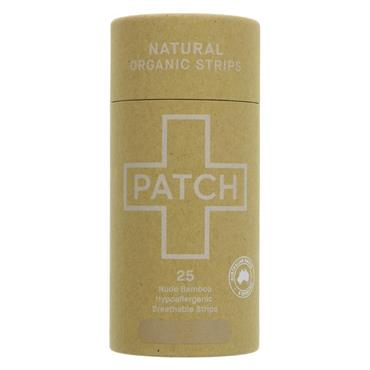 Patch Organic Bamboo Plasters - Natural (25 pack)
