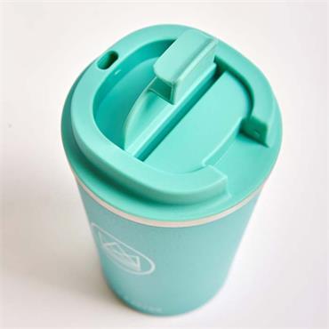 Neon Kactus Travel Mug - Free Spirit - 380ml