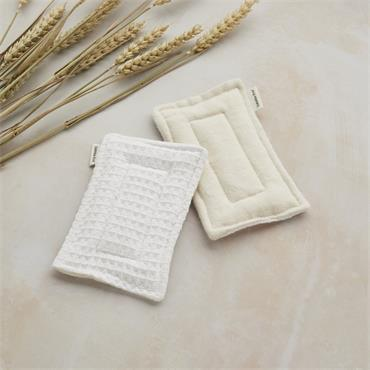 Tabitha Eve None Sponge - Natural (Set of 2)