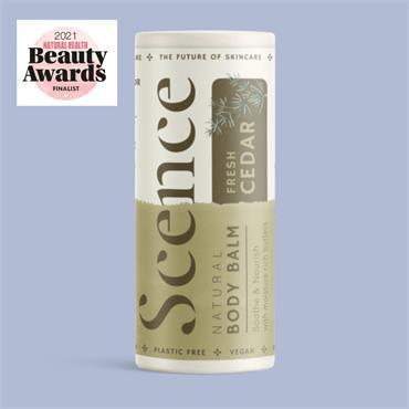 Scence Body Balm - Fresh Cedar 60g