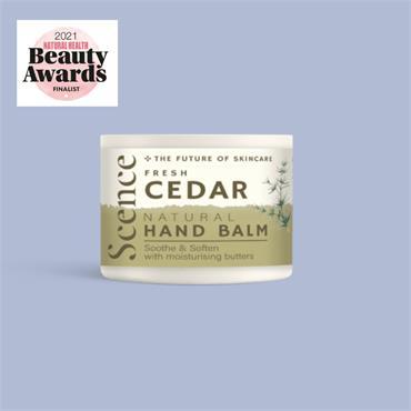 Scence Hand Balm - Fresh Cedar 35g