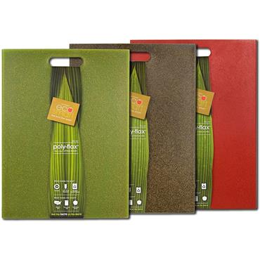 PolyFlax cutting board - Green