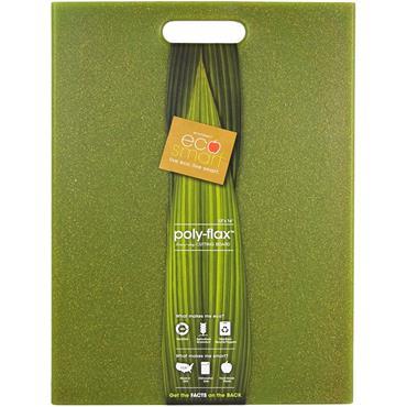 eco smart PolyFlax cutting board - Green