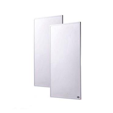 plusheat + 600w Infrared Aluminium Heating Panel