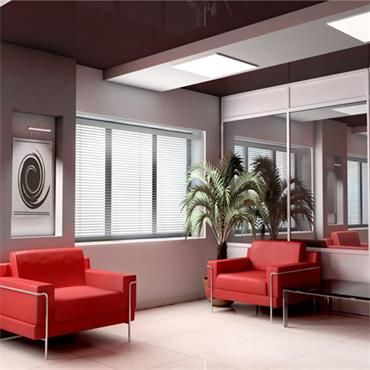 plusheat + 800w Infrared Aluminium Heating Panel
