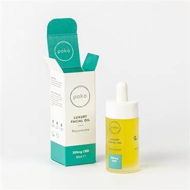 Poko Luxury Facial Oil