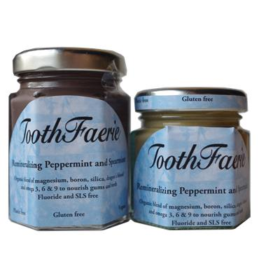 Toothfaerie Peppermint & Spearmint 55ml